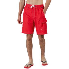 Regatta Hotham Boardshorts Heren, true red